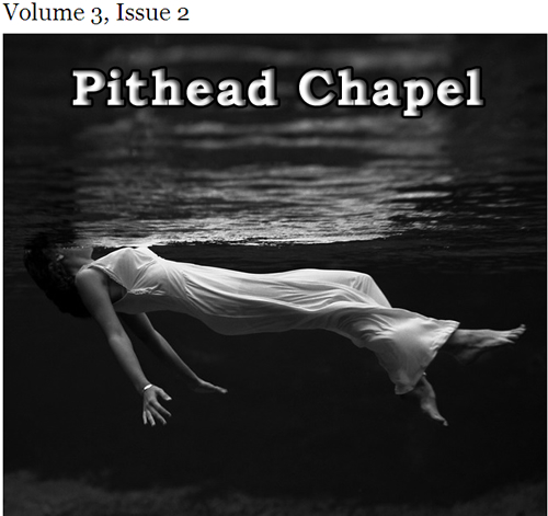 The Smell of Grief by Kirie Pedersen in Pithead Chapel