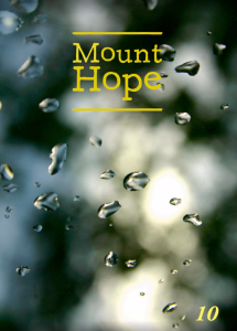 Mount Hope Literary Magazine, Bird Blind by