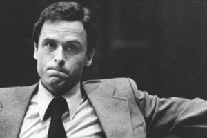 Ted Bundy. Getting a Life–Coming of Age with Killers by Kirie Pedersen in Under the Sun