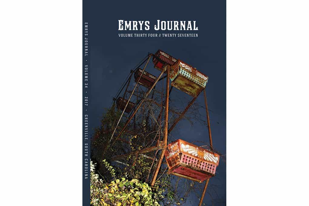 """Kirie Pedersen's story """"The Observer"""" appears in Emrys Journal"""