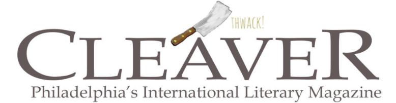 Cleaver. Philadelphia's International Literary Magazine.