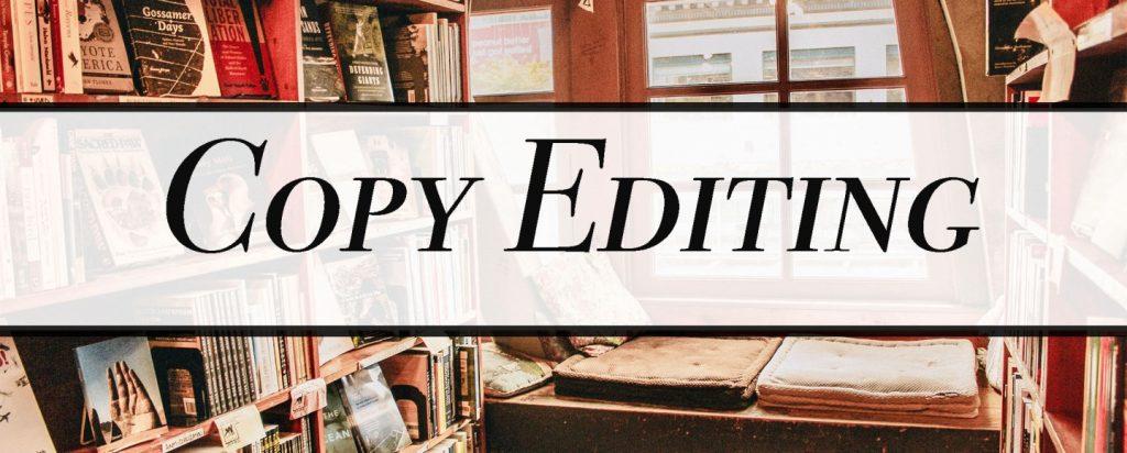 Kirie Pedersen editorial services
